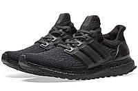Adidas Ultra Boost Triple Black, фото 1