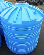 Бак, бочка 10000 литров емкость пищевая вертикальная V, фото 2