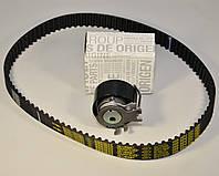 Комплект натяжитель + ремень ГРМ на Renault Kangoo 2001->2008  1.2i 16V  — Renault (Оригинал) - 7701476745