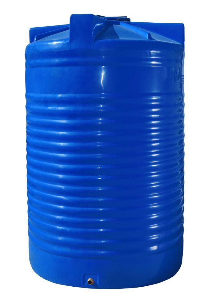 Бак, бочка 17500 литров емкость пищевая двухслойная вертикальная 17000 18000 RVД