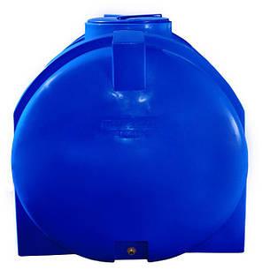 Бак, бочка 3000 литров емкость двухслойная пищевая горизонтальная RGД, фото 2