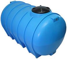 Бак, бочка 2000 літрів посилена ємність для транспортування води, КАС перевезення харчова G E, фото 3