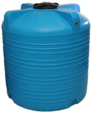 Бак, бочка 3000 литров емкость пищевая вертикальная V, фото 2