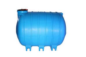 Бак, бочка 5000 л емкость усиленная для транспортировки воды, КАС перевозки без перегородок белая пищевая, фото 2