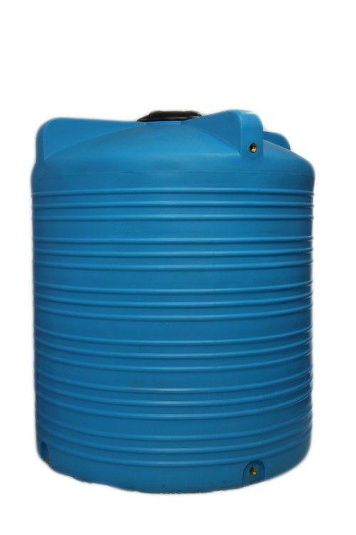 Бак, бочка 5000 литров емкость пищевая вертикальная V