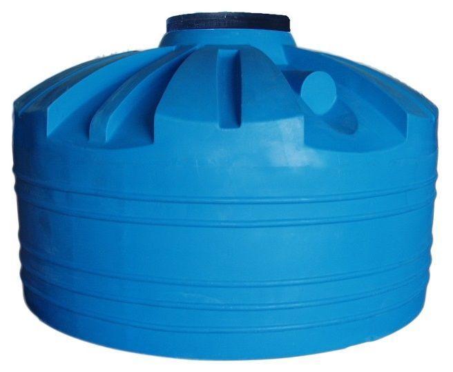 Бак, бочка 5000 литров емкость пищевая широкая вертикальная V