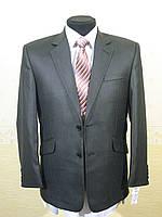 Пиджак классический мужской в полоску