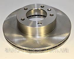 Тормозной диск передний на Renault Master II  1998->2010 - Meyle (Германия) — MY6155210011