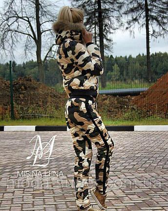 """Женский костюм """" Philipp Plein military """" , фото 2"""
