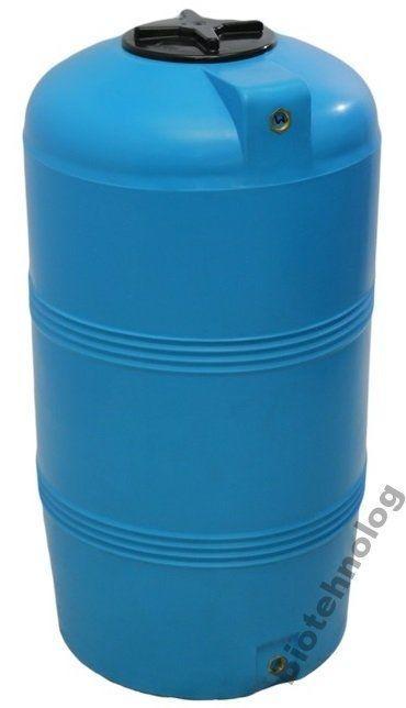 Бак, бочка, емкость 250 литров пищевая вертикальная 200 300 V
