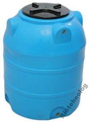Бак, бочка, емкость 300 литров пищевая вертикальная V