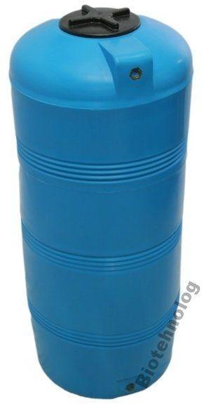 Бак, бочка, емкость 320 литров пищевая вертикальная 300 350 400 V