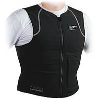 Жилет с подогревом Oxford Hot Vest Lithium регулируемый черный, M