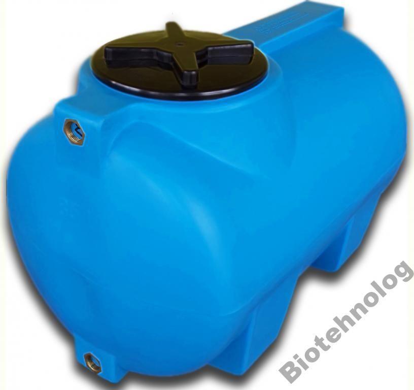 Бак, бочка, емкость 85 литров пищевая горизонтальная 75 80 90 G