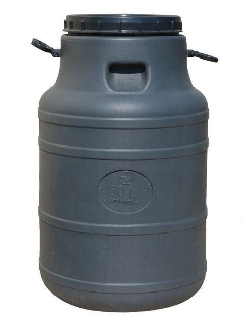 Бидон 80 литров не пищевой бак, бочка, емкость 100