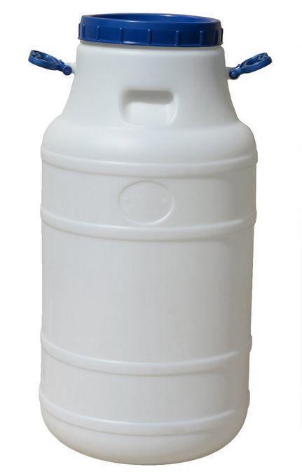 Бидон d21 60 литров пищевой бак, бочка, емкость 50