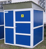 Биотуалет для инвалидов, кабина утепленная, туалет автономный