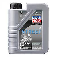 Масло для 2-тактных двигателей - Motorbike 2T Street  1 л.