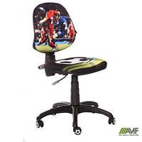 Кресло Футбол Спорт для ребенка (механизм перманент-контакт, макс. вес до 120 кг) ТМ AMF 120165