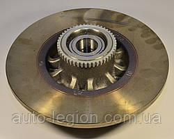 Тормозной диск задний на Renault Trafic III + Opel Vivaro II 14->  - Renault (Оригинал) - 432022742R