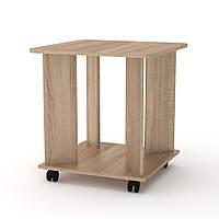 Стол журнальный Соло (Компанит) 600х600х616мм