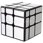 Зеркальный кубик Рубика 3х3 MoYu MF Mirror Silver, фото 2
