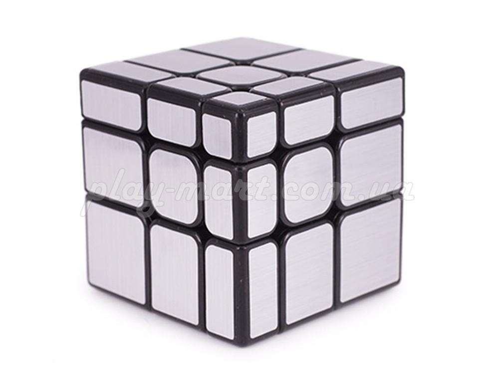 Зеркальный кубик Рубика 3х3 MoYu MF Mirror Silver