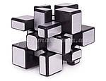 Зеркальный кубик Рубика 3х3 MoYu MF Mirror Silver, фото 5