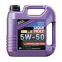 Синтетическое моторное масло - Synthoil High Tech SAE 5W-50 4 л.