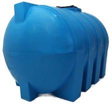 Емкость 1000 литров бак, бочка, пищевая горизонтальная G, фото 2