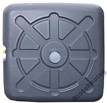 Душ летний: бочка, бак для душа 150 литров с лейкой, емкость душевая, фото 3