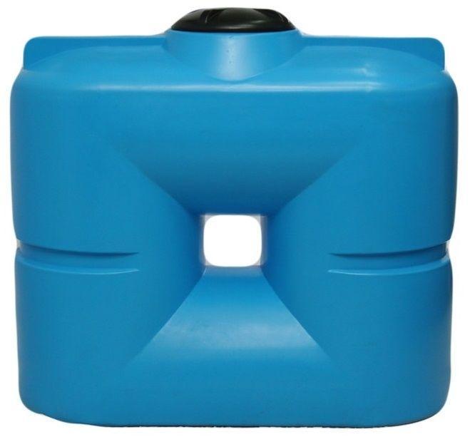 Емкость, бак, бочка 1000 литров слимс пищевая вертикальная транспортабельная, отстойник B