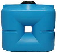 Емкость, бак, бочка 1000 литров пищевая вертикальная транспортабельная, отстойник B, фото 1
