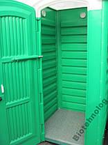 Кабина пустая для биотуалета, туалета для дачи, инвентаря садовая, дачная, фото 2