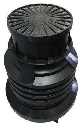 Колодец дренажный насосный 1100 литров, яма, отстойник, септик 1000, фото 2