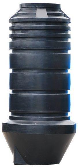 Колодец дренажный насосный 1750 литров, отстойник, септик, яма 1500 2000