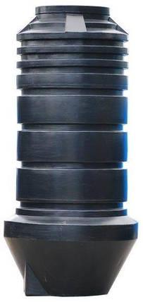 Колодец дренажный насосный 1750 литров, отстойник, септик, яма 1500 2000, фото 2