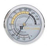 Механический термометр-гигрометр, фото 1