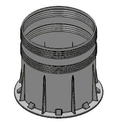 Кольцо для септика 56х60h, фото 2