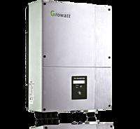 Сетевой солнечный инвертор GROWATT 8000 UE (8кВт, 3-фазный, 2 МРРТ)