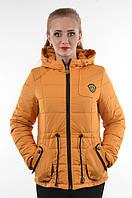 Женская весенняя курточка парка