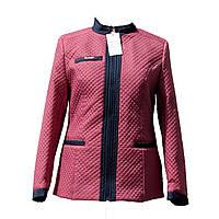 Женская весенняя курточка пиджак