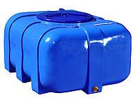 Бак, бочка, емкость 200 литров пищевая двухслойная овальная RKД