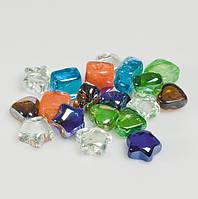 Декоративный стеклянные камушки