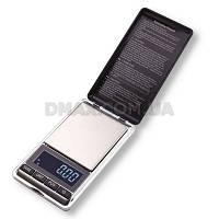 Цифровые карманные весы S-500 (500гр./0.01гр.), фото 1
