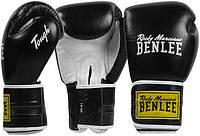 Перчатки боксерские EVANS черные