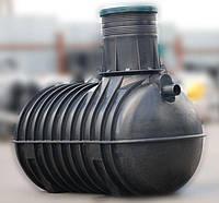 Септик, отстойник 2000 литров для автономной частной канализации GG