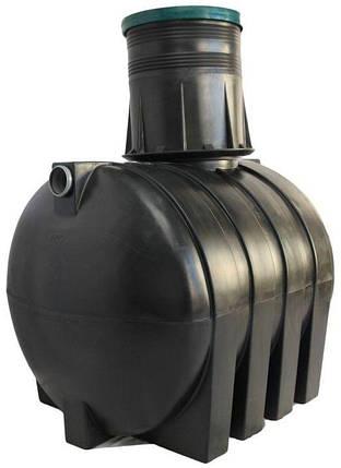 Септик, отстойник 1500 литров для автономной частной канализации GG, фото 2
