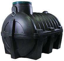 Септик, отстойник 3000 литров для автономной частной канализации GG, фото 3