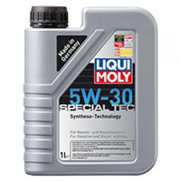 Синтетическое моторное масло -  NEW Special Tec 5W-30 1 л.